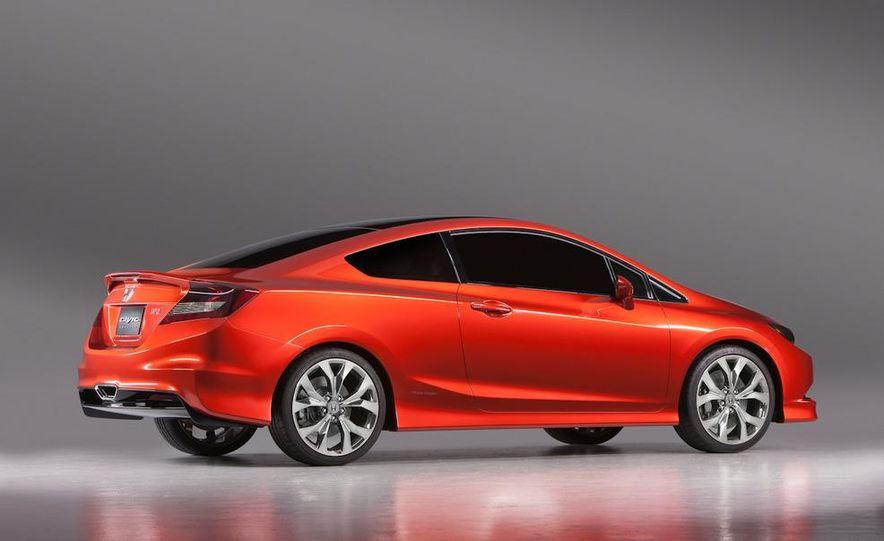 2012 Honda Civic Si coupe concept - Slide 20