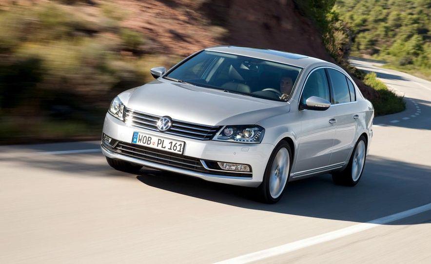 2012 Volkswagen Passat - Slide 24