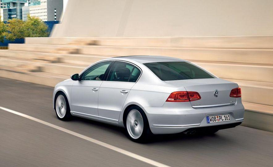 2012 Volkswagen Passat - Slide 29