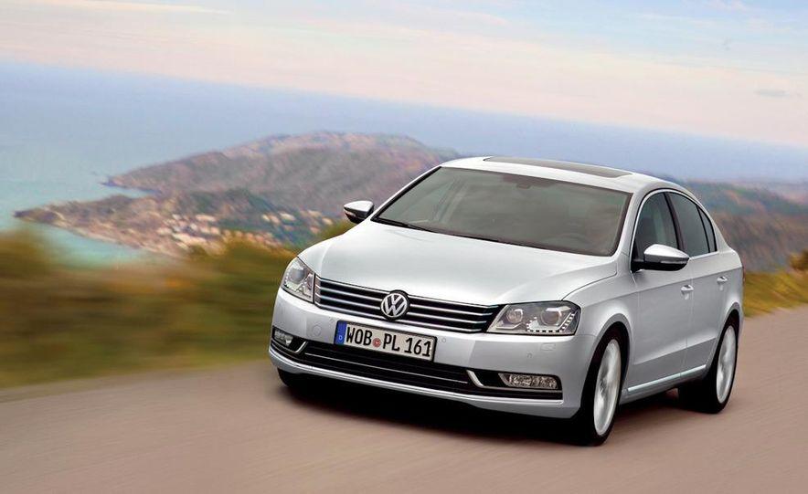 2012 Volkswagen Passat - Slide 30
