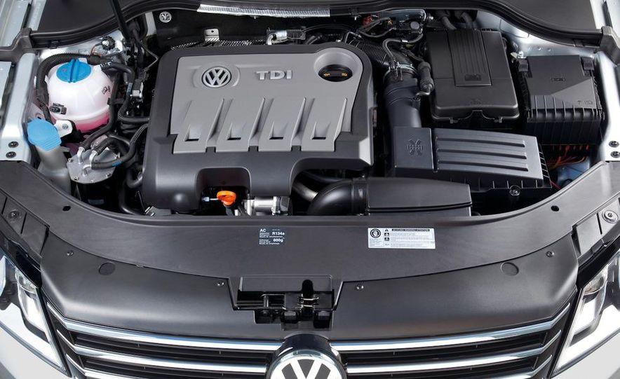 2012 Volkswagen Passat - Slide 50