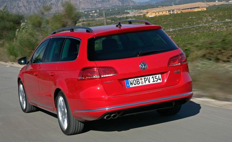 2012 Volkswagen Passat - Slide 36