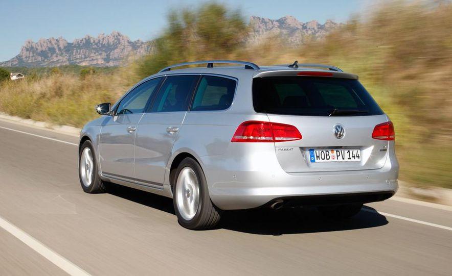 2012 Volkswagen Passat - Slide 39