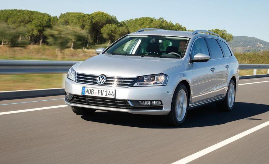 2012 Volkswagen Passat - Slide 40