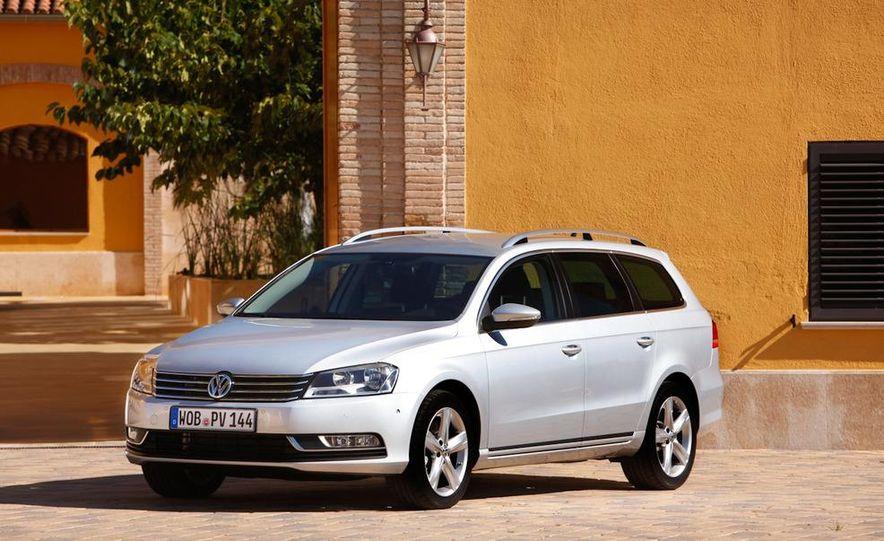 2012 Volkswagen Passat - Slide 41