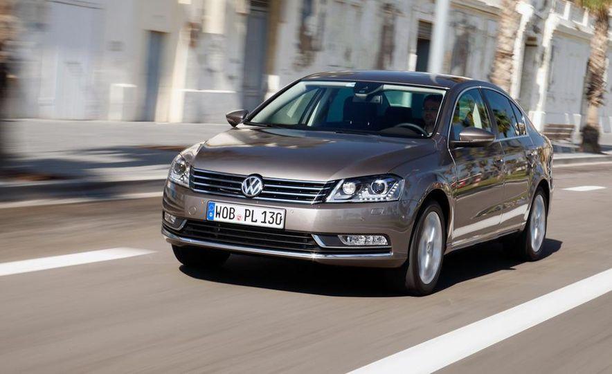 2012 Volkswagen Passat - Slide 45