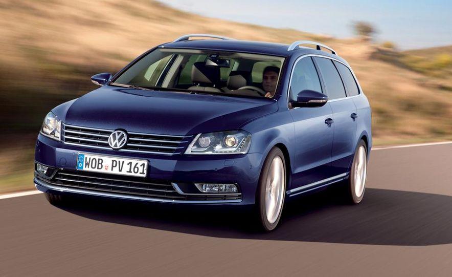 2012 Volkswagen Passat - Slide 56