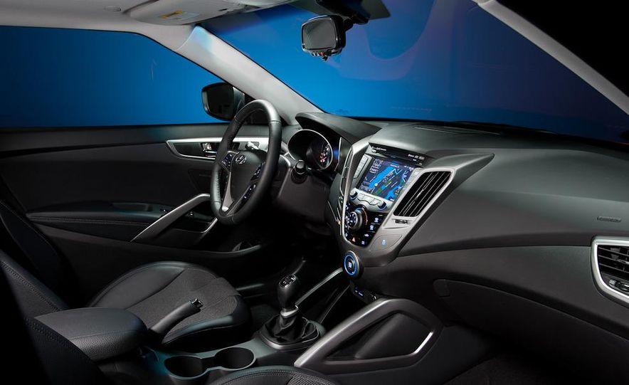 2012 Hyundai Veloster - Slide 33