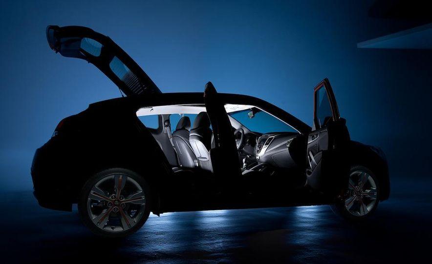 2012 Hyundai Veloster - Slide 30