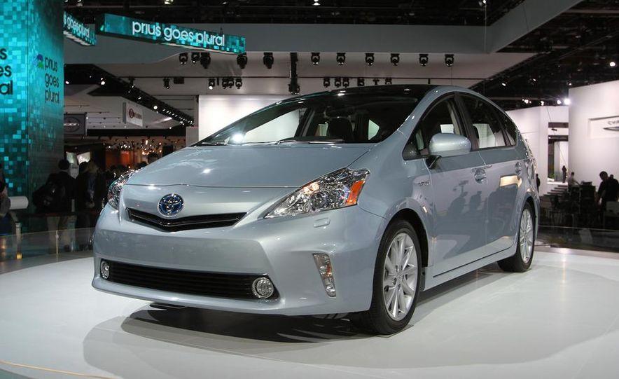 2012 Toyota Prius v - Slide 1