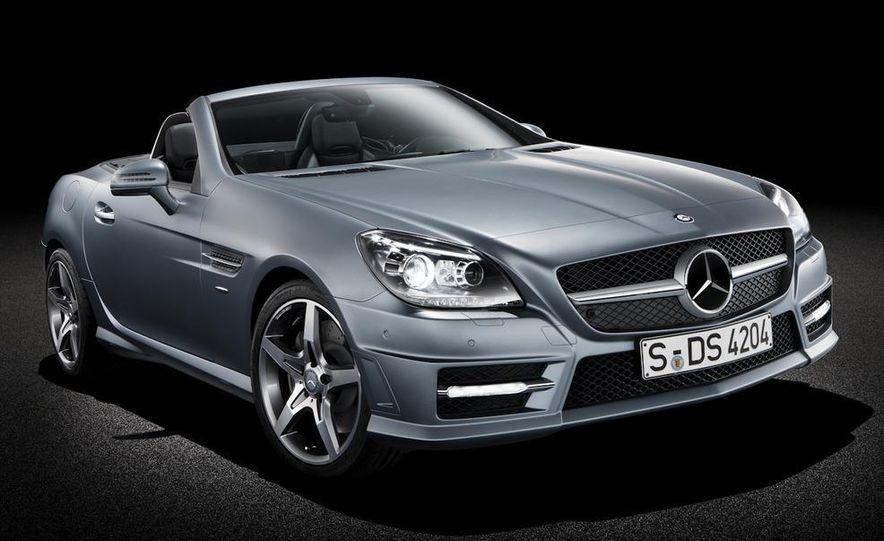 2012 Mercedes-Benz SLK350 - Slide 28