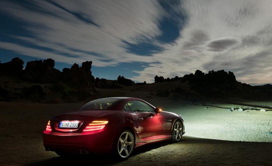 2012 Mercedes-Benz SLK350 - Slide 14
