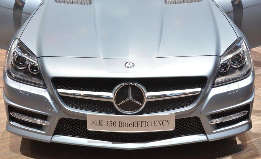 2012 Mercedes-Benz SLK350 - Slide 1
