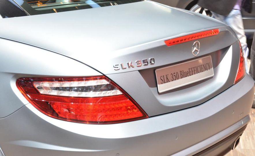 2012 Mercedes-Benz SLK350 - Slide 8