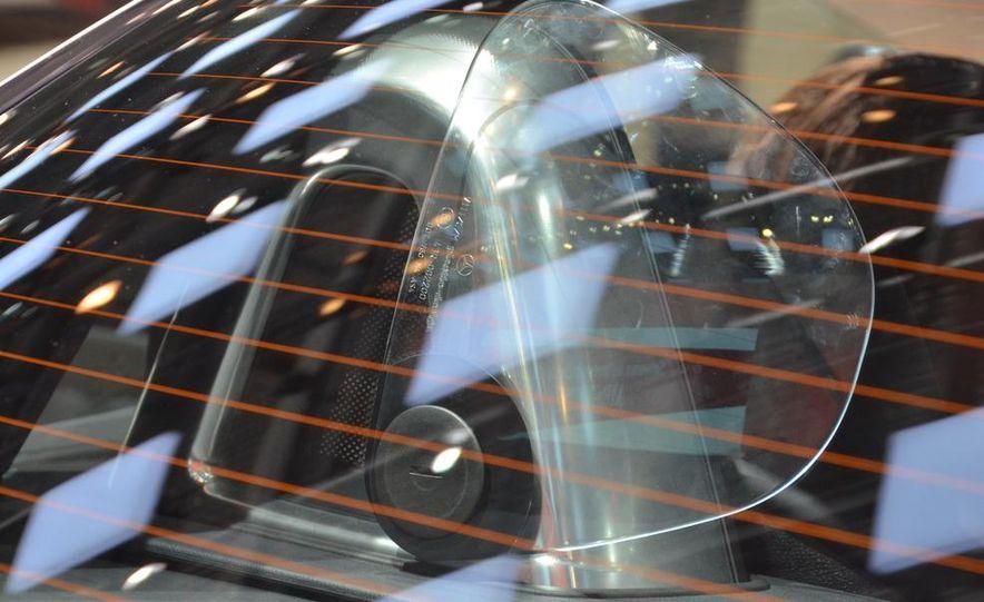 2012 Mercedes-Benz SLK350 - Slide 12