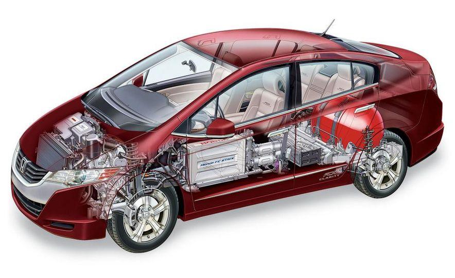 2009 Honda FCX Clarity - Slide 3