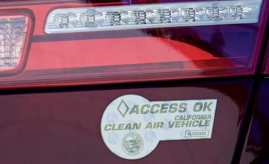 2009 Honda FCX Clarity - Slide 6
