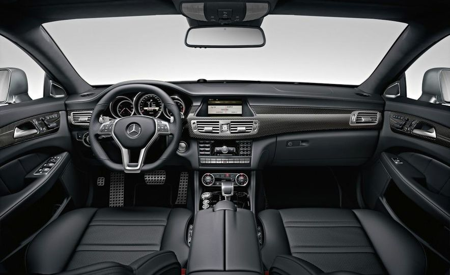 2012 Mercedes-Benz CLS63 AMG - Slide 33