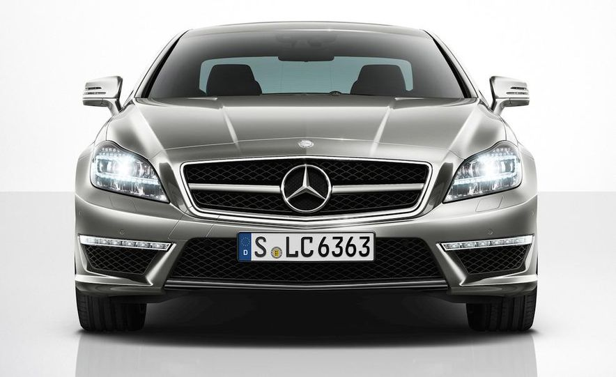 2012 Mercedes-Benz CLS63 AMG - Slide 26