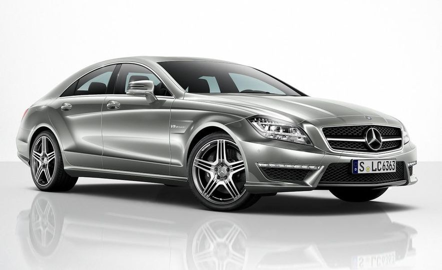 2012 Mercedes-Benz CLS63 AMG - Slide 27