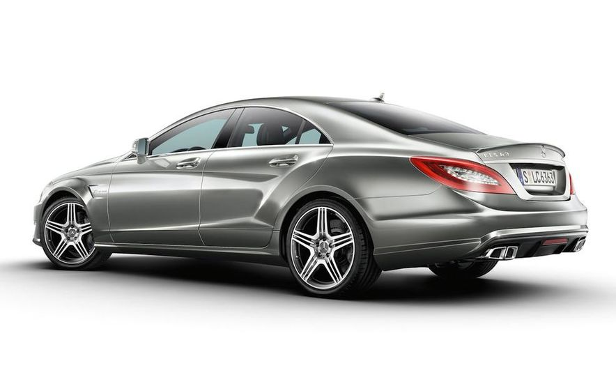 2012 Mercedes-Benz CLS63 AMG - Slide 31