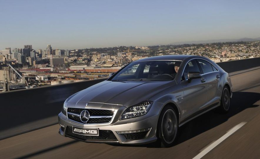 2012 Mercedes-Benz CLS63 AMG - Slide 2