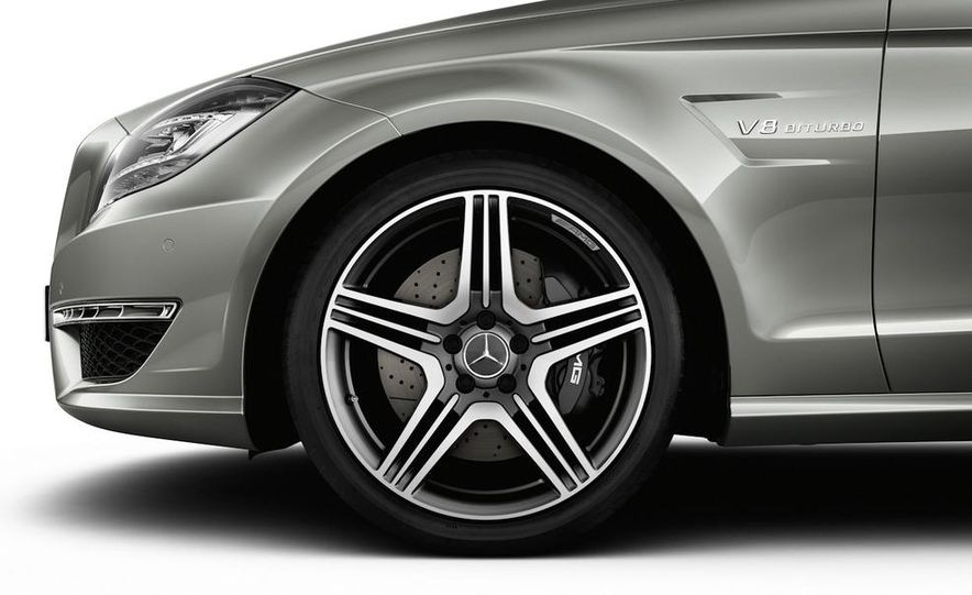 2012 Mercedes-Benz CLS63 AMG - Slide 29