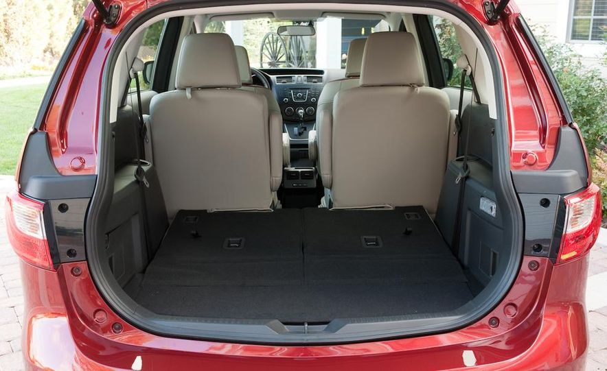 2012 Mazda 5 Grand Touring - Slide 43