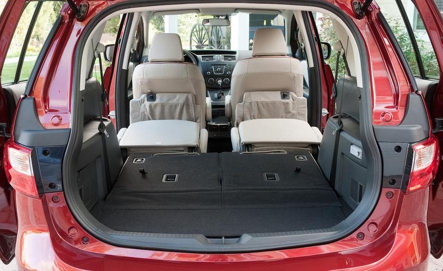 2012 Mazda 5 Grand Touring - Slide 45
