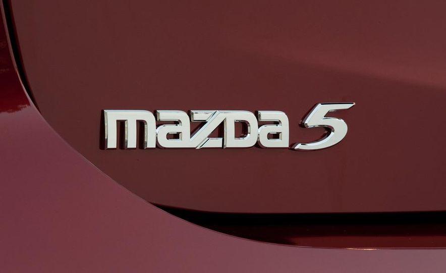 2012 Mazda 5 Grand Touring - Slide 21