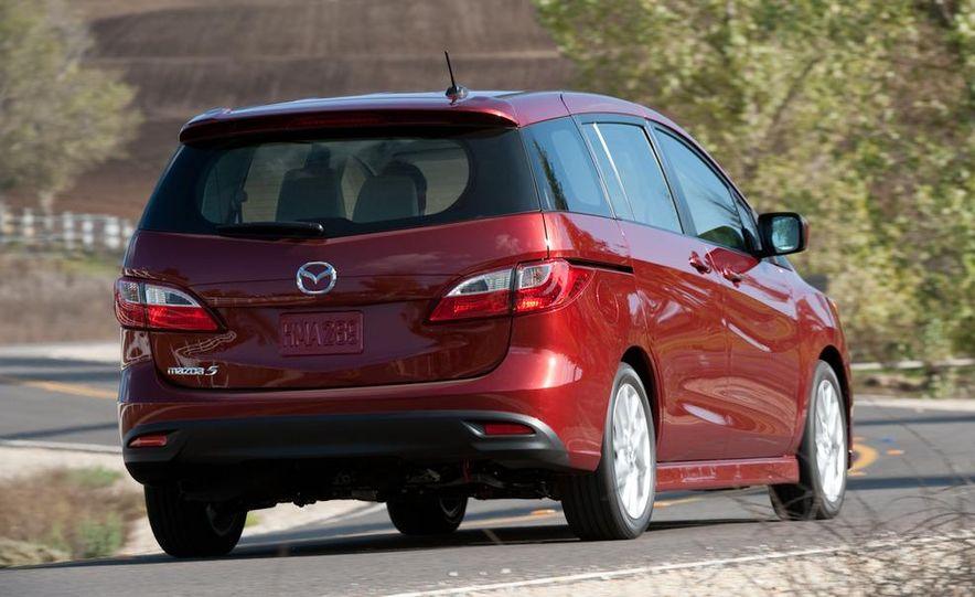 2012 Mazda 5 Grand Touring - Slide 8