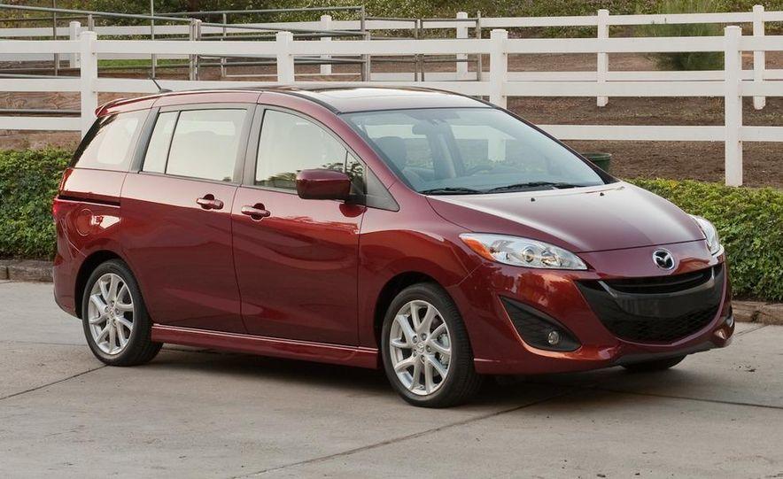 2012 Mazda 5 Grand Touring - Slide 10