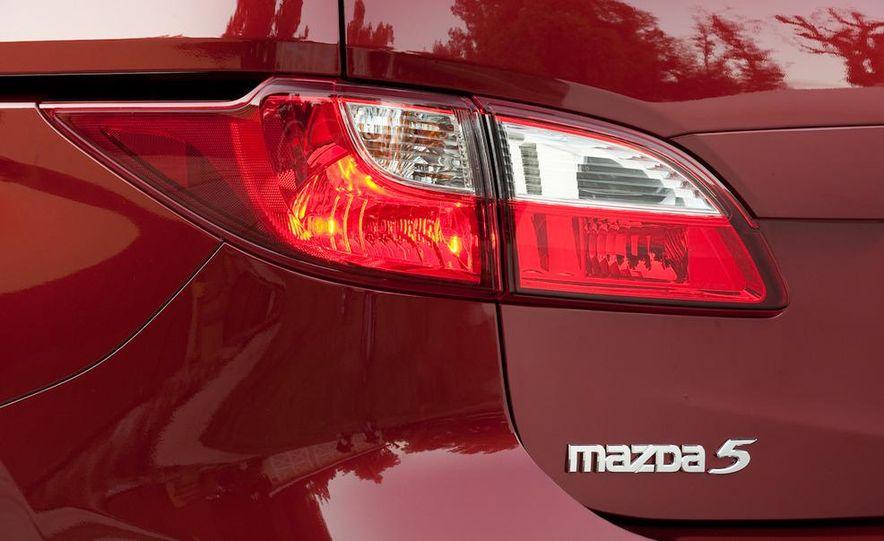 2012 Mazda 5 Grand Touring - Slide 20