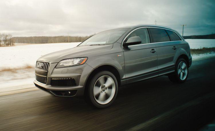 2011 Audi Q7 3.0 S-line