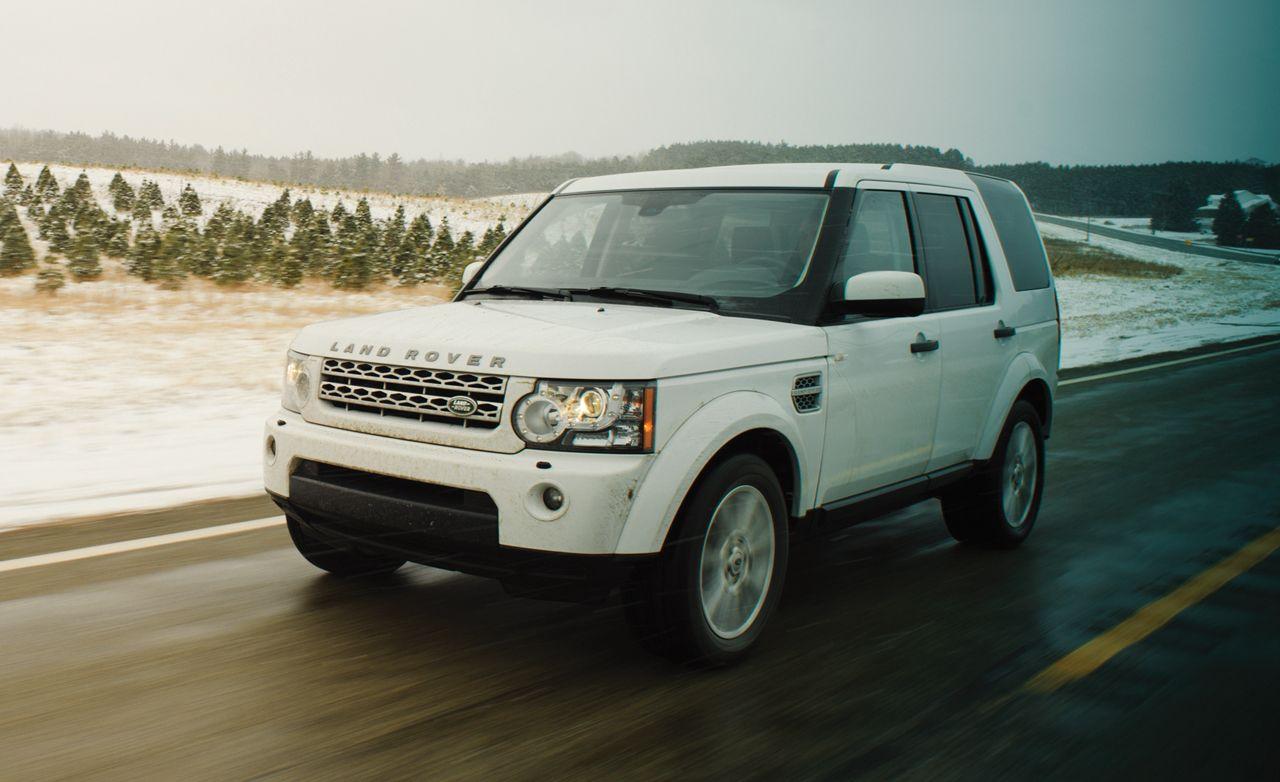 2011 land rover lr4 hse rh caranddriver com Land Rover LR4 2016 2017 2011 land rover lr4 owner's manual