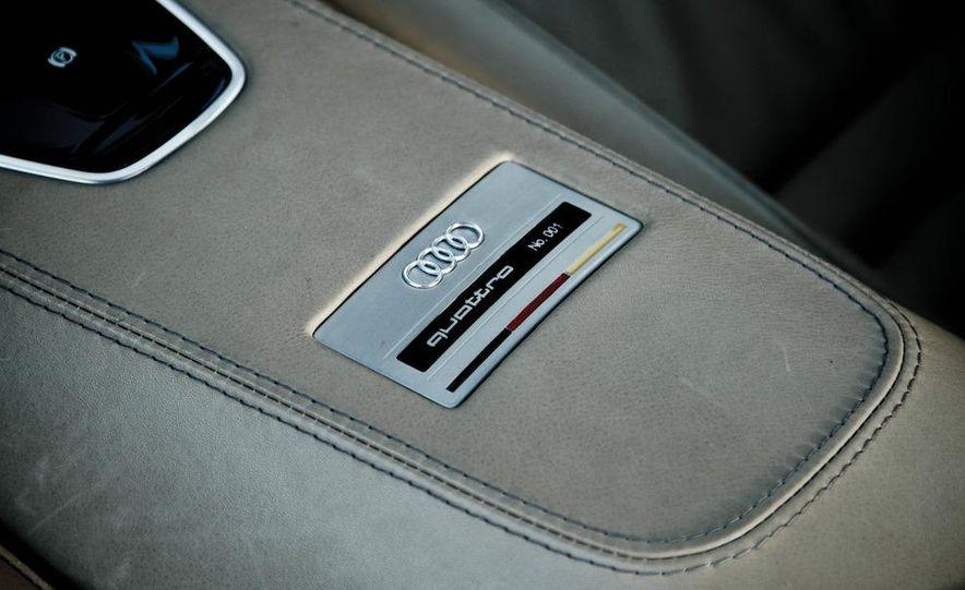 Audi Quattro concept and Audi Sport Quattro - Slide 11