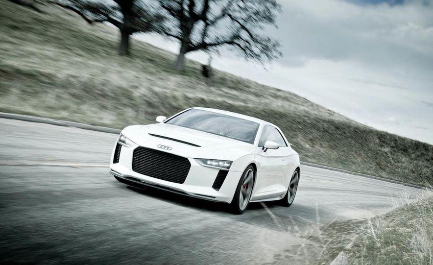 Audi Quattro concept and Audi Sport Quattro - Slide 3
