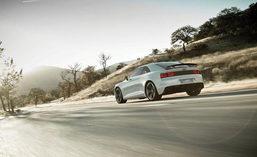 Audi Quattro concept and Audi Sport Quattro - Slide 4