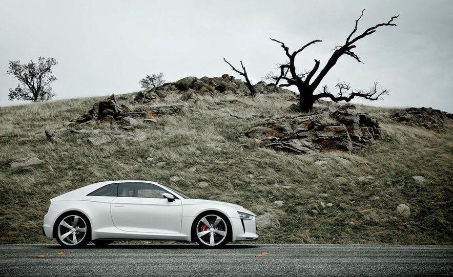 Audi Quattro concept and Audi Sport Quattro - Slide 5