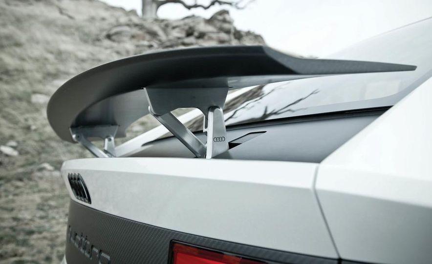Audi Quattro concept and Audi Sport Quattro - Slide 7