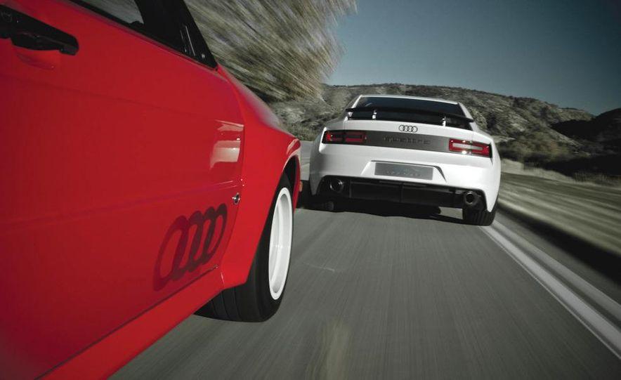 Audi Quattro concept and Audi Sport Quattro - Slide 2