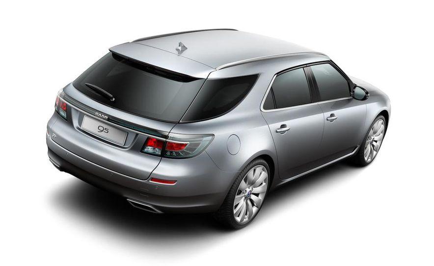 2012 Saab 9-5 SportCombi - Slide 10