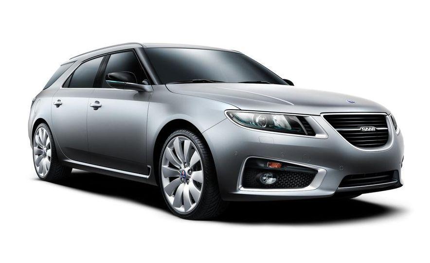 2012 Saab 9-5 SportCombi - Slide 8