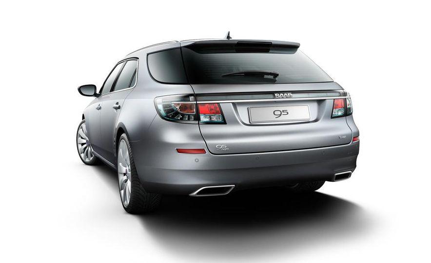 2012 Saab 9-5 SportCombi - Slide 11