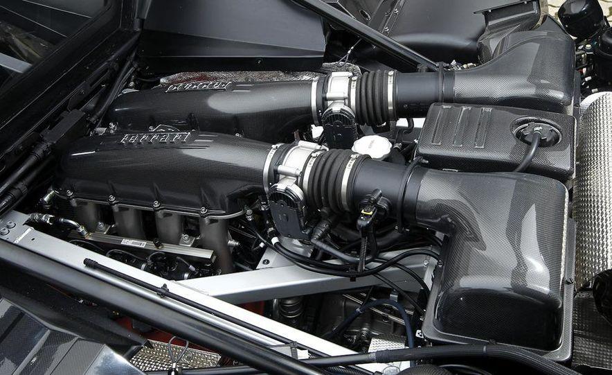 Original Lancia Stratos HF and New Lancia Stratos - Slide 37