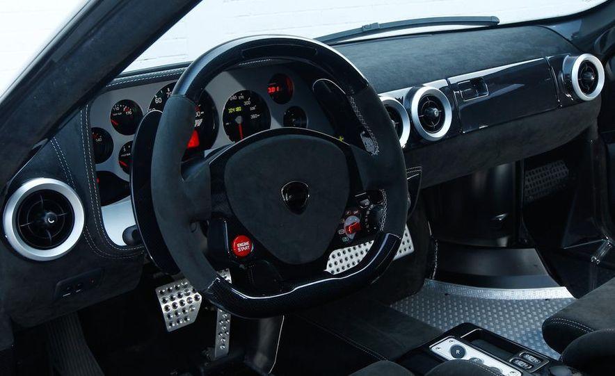 Original Lancia Stratos HF and New Lancia Stratos - Slide 32