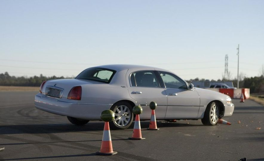 2011 Ford Mustang V-6 Convertible, 2010 Jeep Compass, 2011 Lincoln Town Car, 2010 Cadillac CTS4 - Slide 70