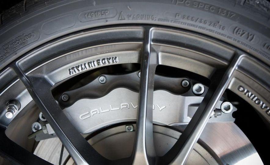Callaway Corvette SC606 - Slide 21