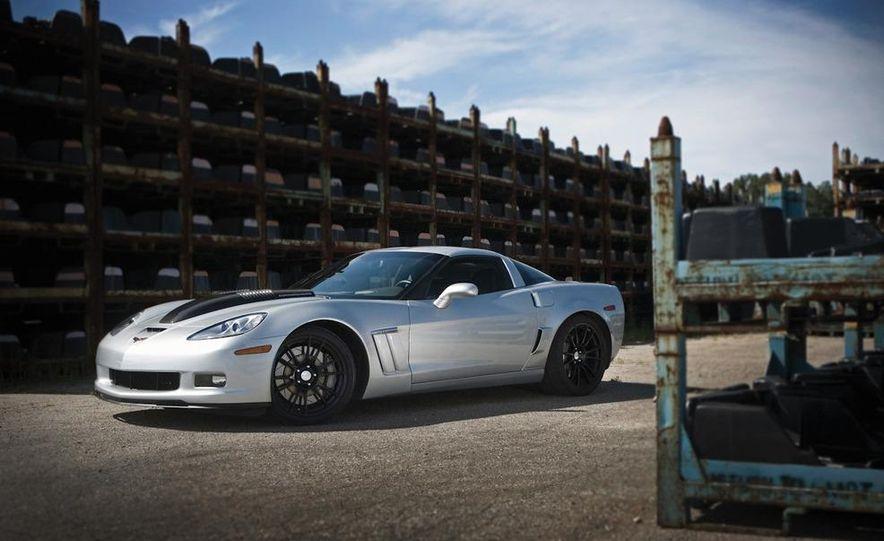 Callaway Corvette SC606 - Slide 1