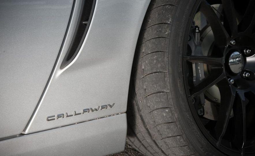Callaway Corvette SC606 - Slide 13